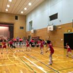 東京都品川区 小学生バレーボールチーム 立会アタッカーズ