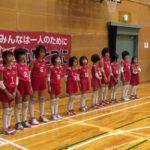 東京都小学生バレーボールチーム 立会アタッカーズ
